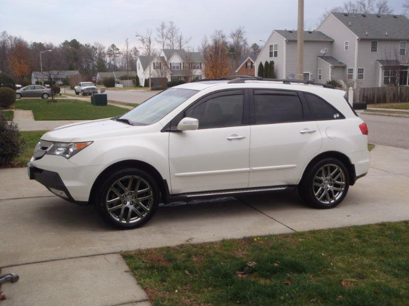 Do MDX Owners NOT Like Aftermarket Wheels AcuraZine Acura - Acura mdx wheels