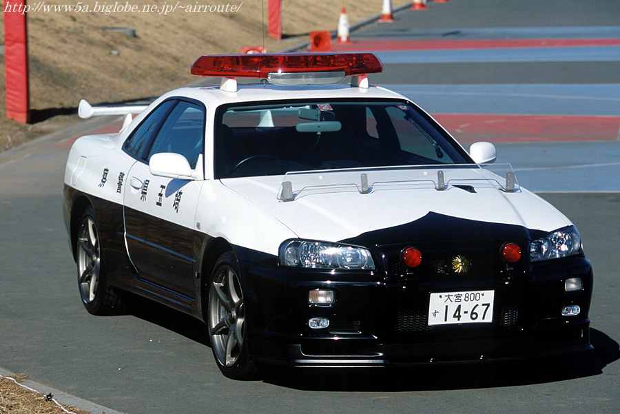 Really Cool Police Cars Around The