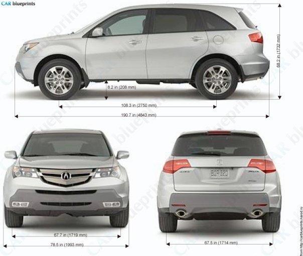 Acura MDX Forum : Acura MDX SUV