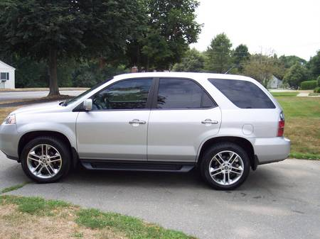 2004 Acura  on With 22  Rims       Acura Mdx Forum   Acura Mdx Suv Forums