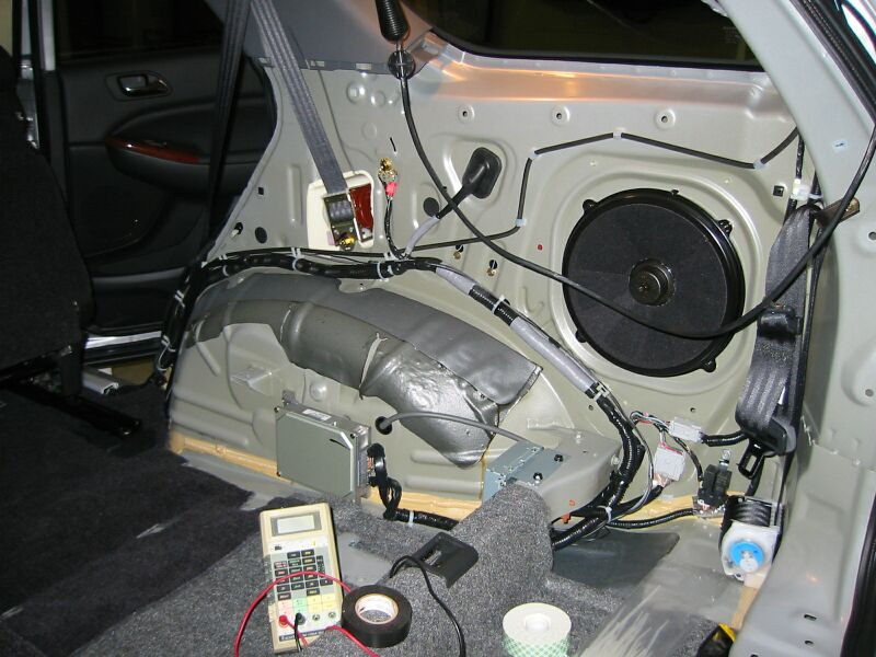 Amc Javelin   Parts Hoard in addition Blaze Deviantid By Jakubblaz furthermore D Upgrade Hd Factory Radio Hd Radio Front as well Spacer furthermore A. on factory amp location