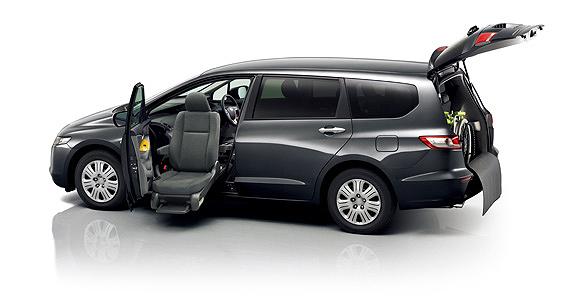 2010 Honda Odyssey?