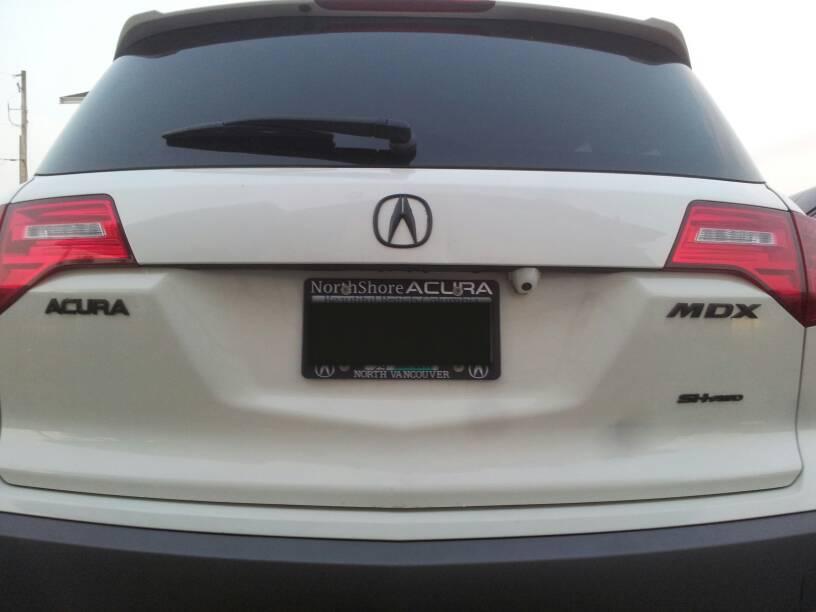 Plasti Dip MDX Acura MDX Forum Acura MDX SUV Forums - Acura emblem black