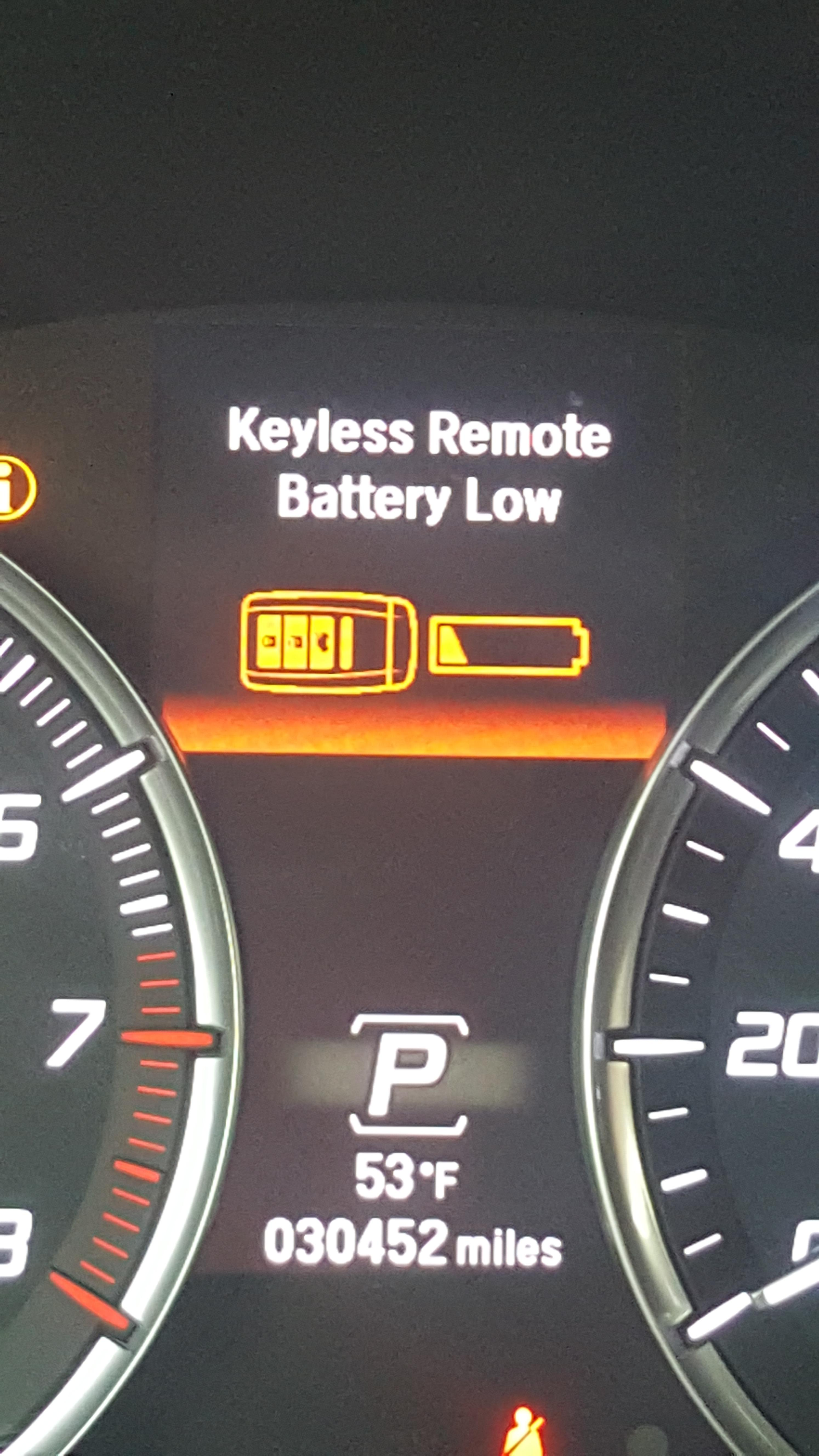 Key Fob Battery Low >> 2014 Mdx Just Replaced Battery In Key Fob Acura Mdx Suv Forums