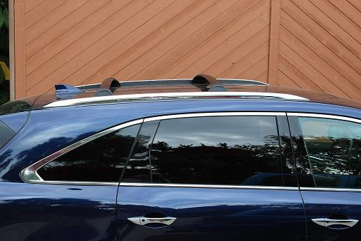 2014 Mdx Roof Rack Self Install Acura Mdx Suv Forums