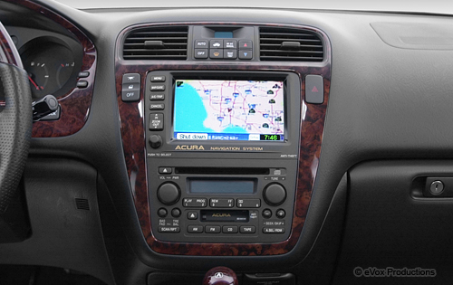 2001 navigation system info - acura mdx forum : acura mdx suv forums