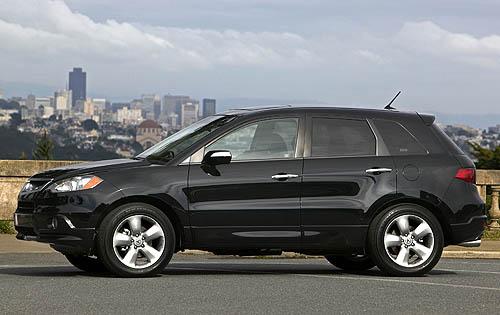 2007 Acura Rdx Interior. New 2007 RDX by Acura - Acura