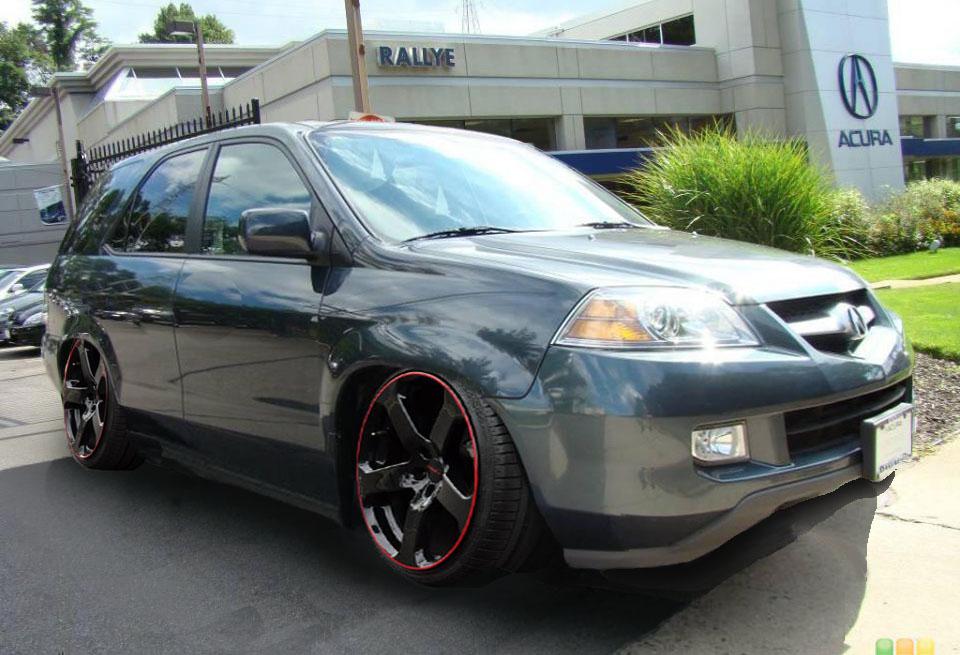 D Re Tire Wheel Selection Sight Acura Mdx Custom