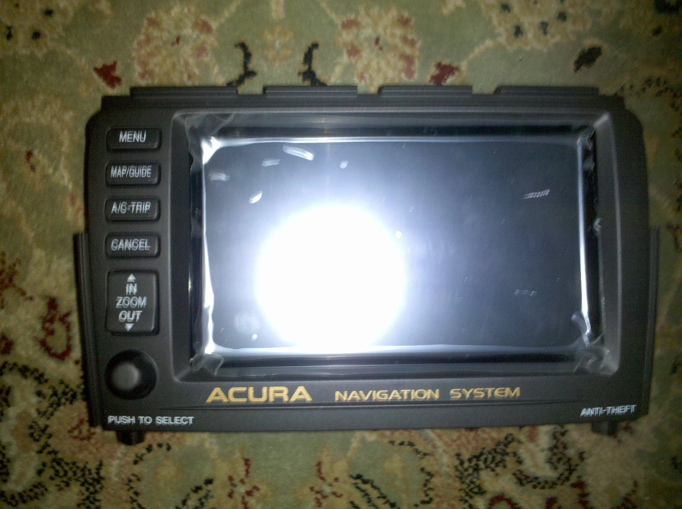 Acura MDX Navigation Screen Acura MDX Forum Acura MDX SUV Forums - Acura mdx navigation system