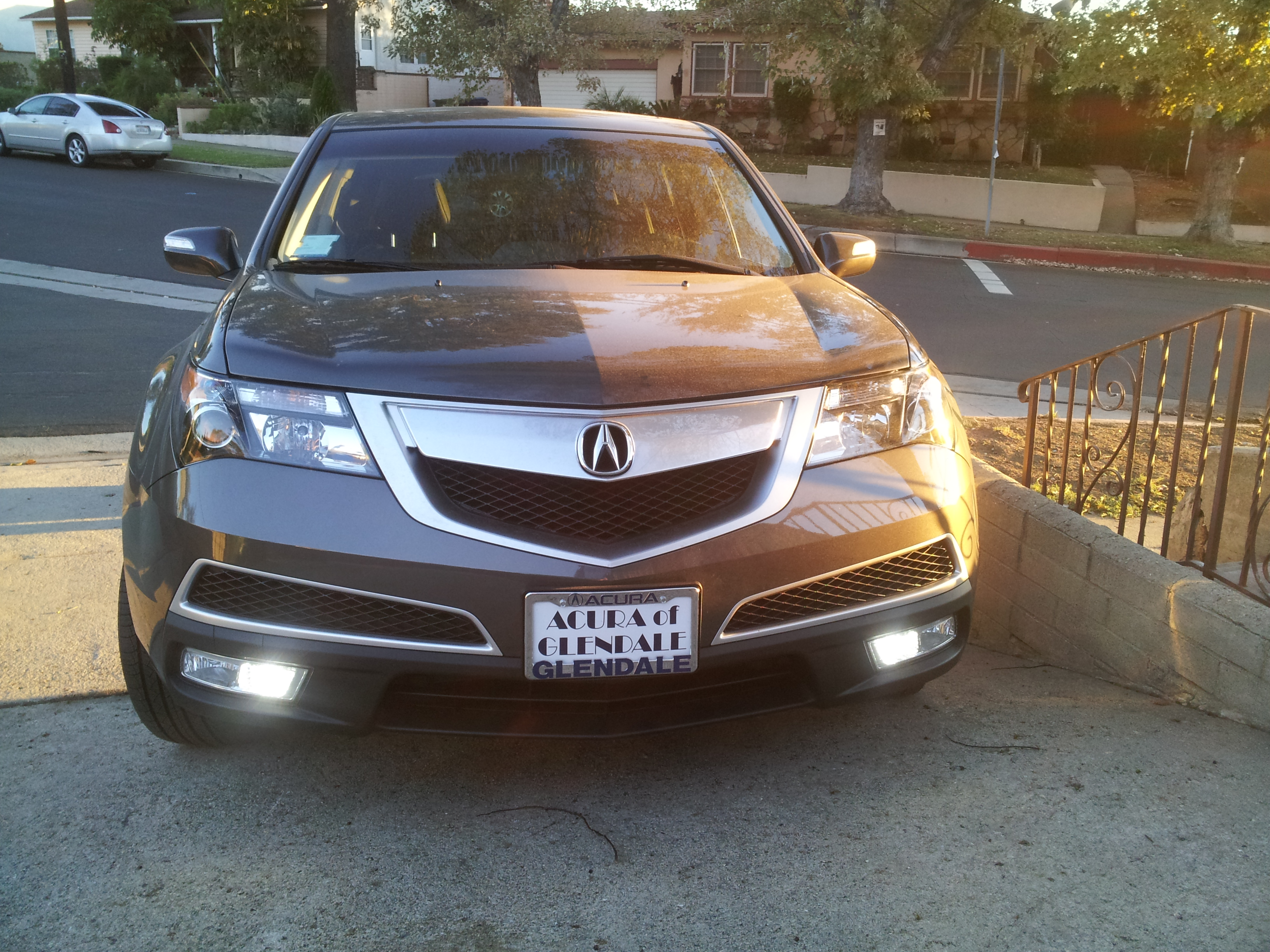 HID Fog/LED DRL Installed - PICS-20121025_175327.jpg