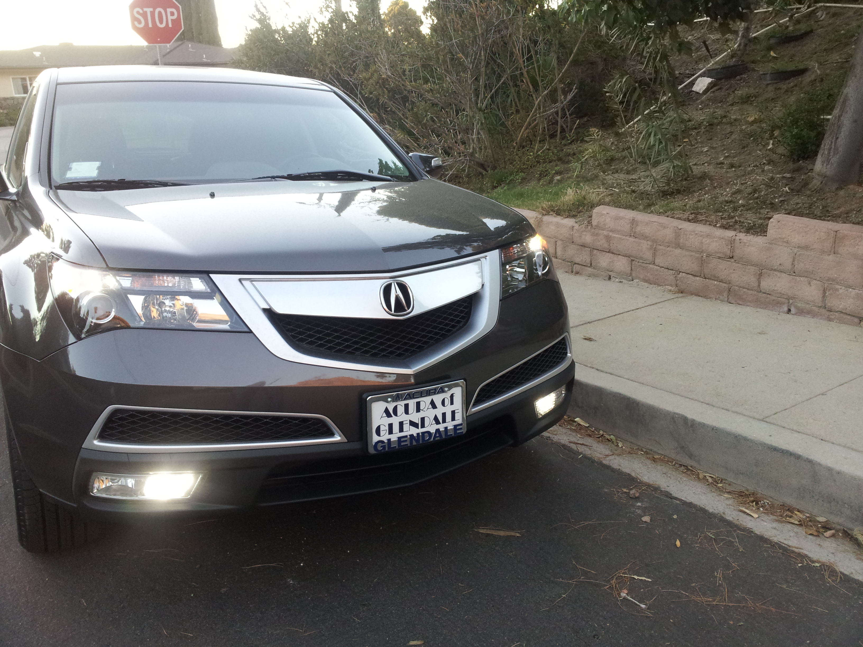 HID Fog/LED DRL Installed - PICS-20121025_175723.jpg