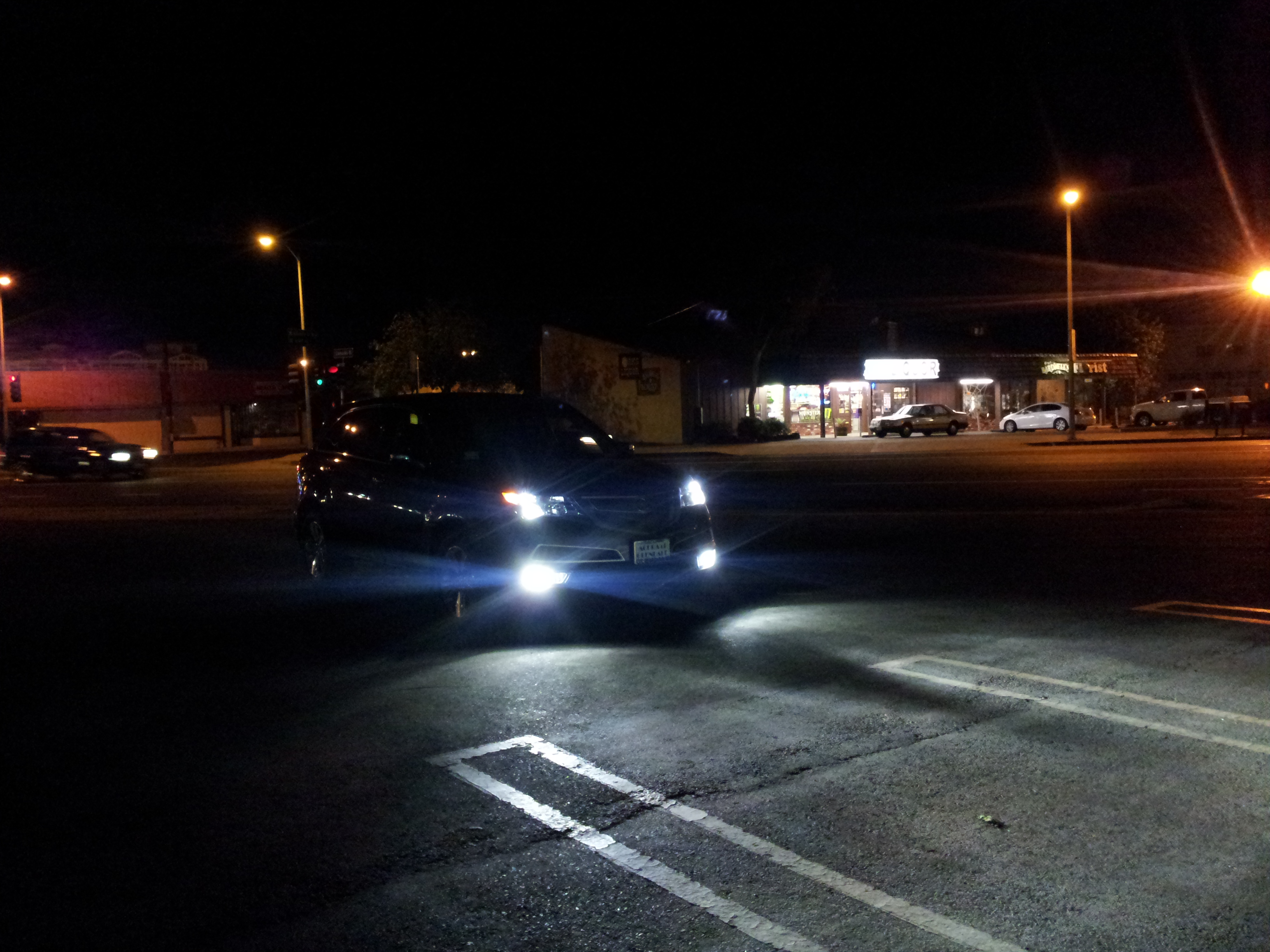 HID Fog/LED DRL Installed - PICS-20121025_214012.jpg