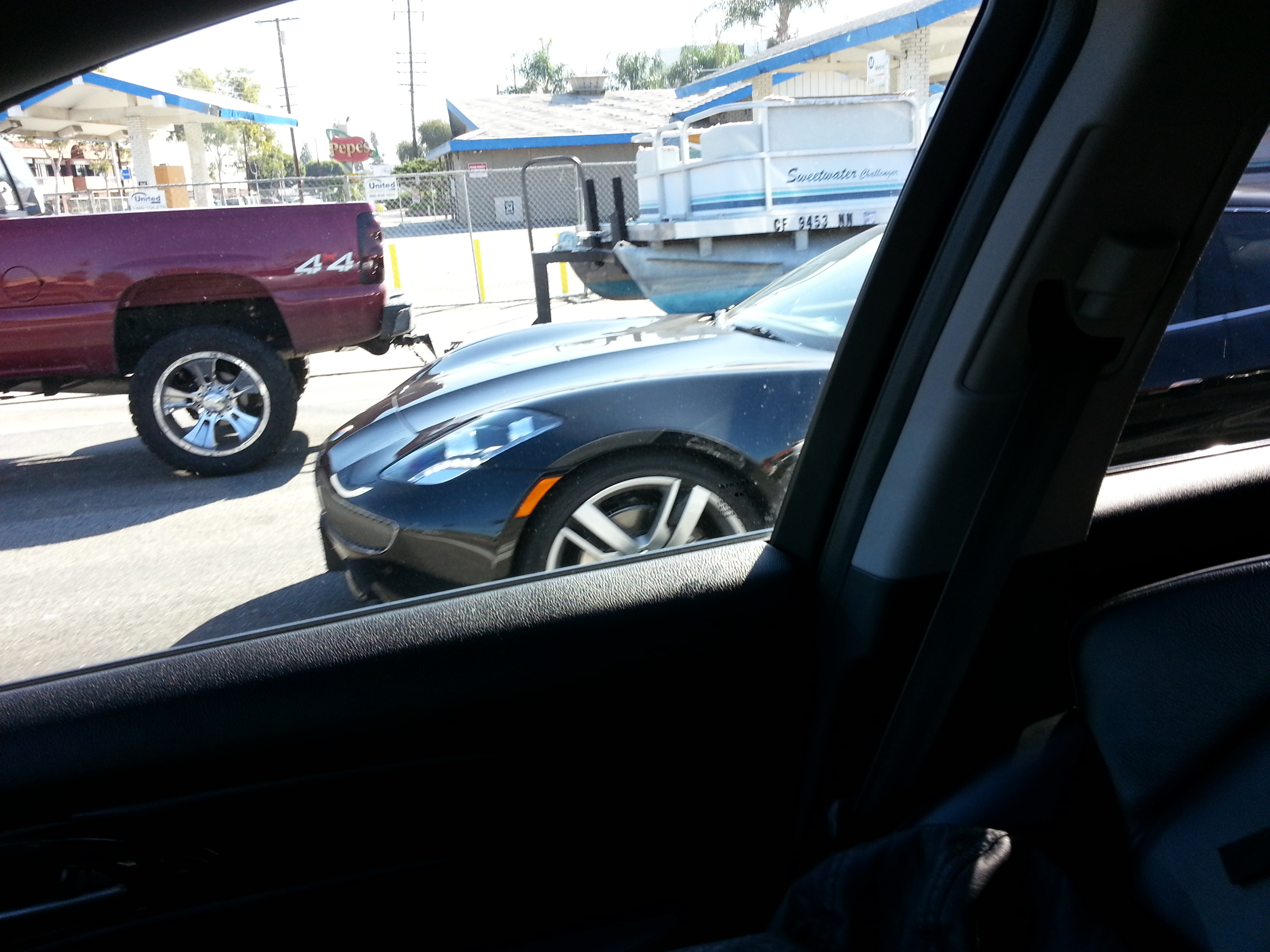 Exotic Car Sightings: I saw a ________ today!-20121120_104430.jpg