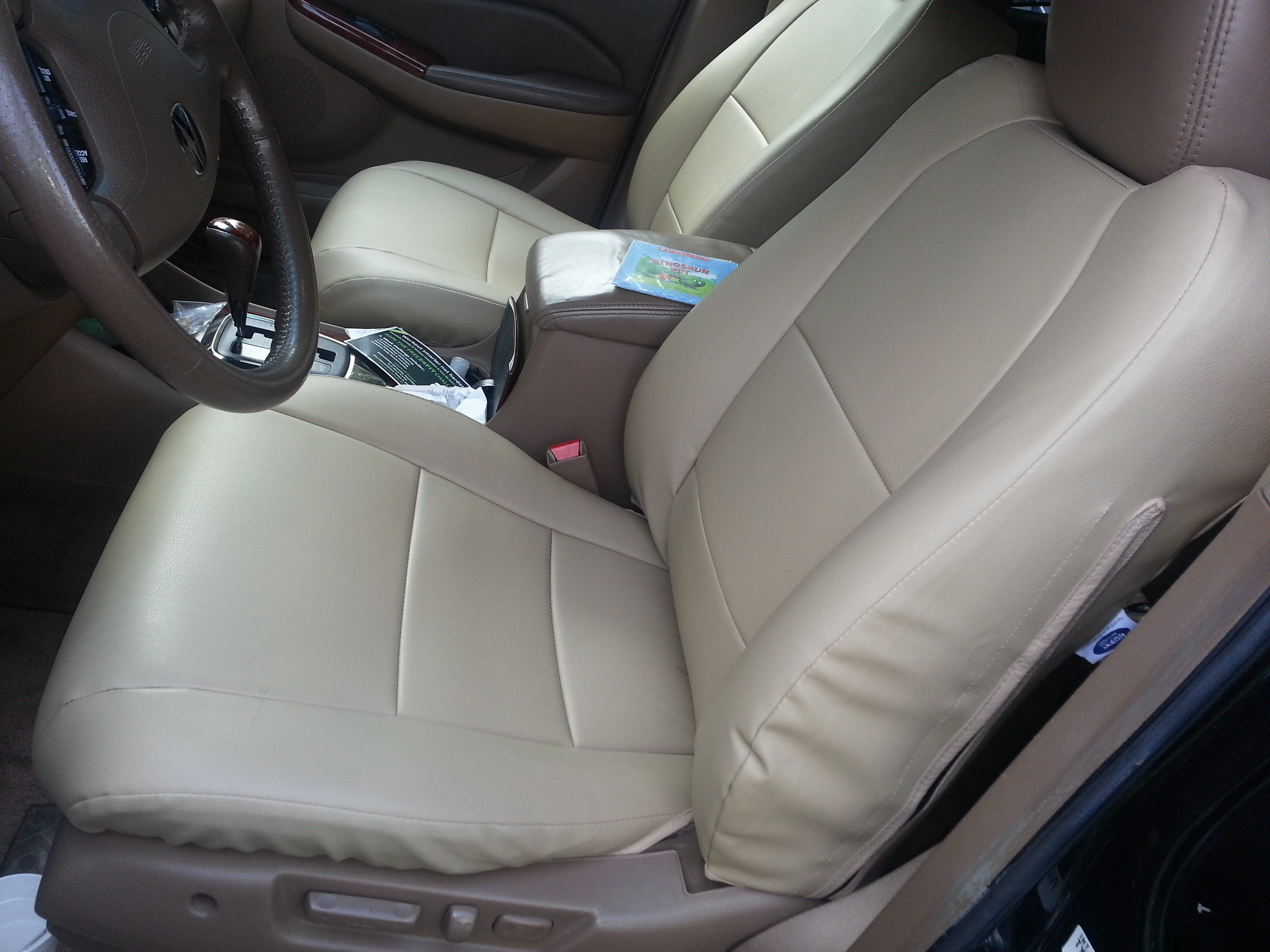 2004 MDX Seat Covers