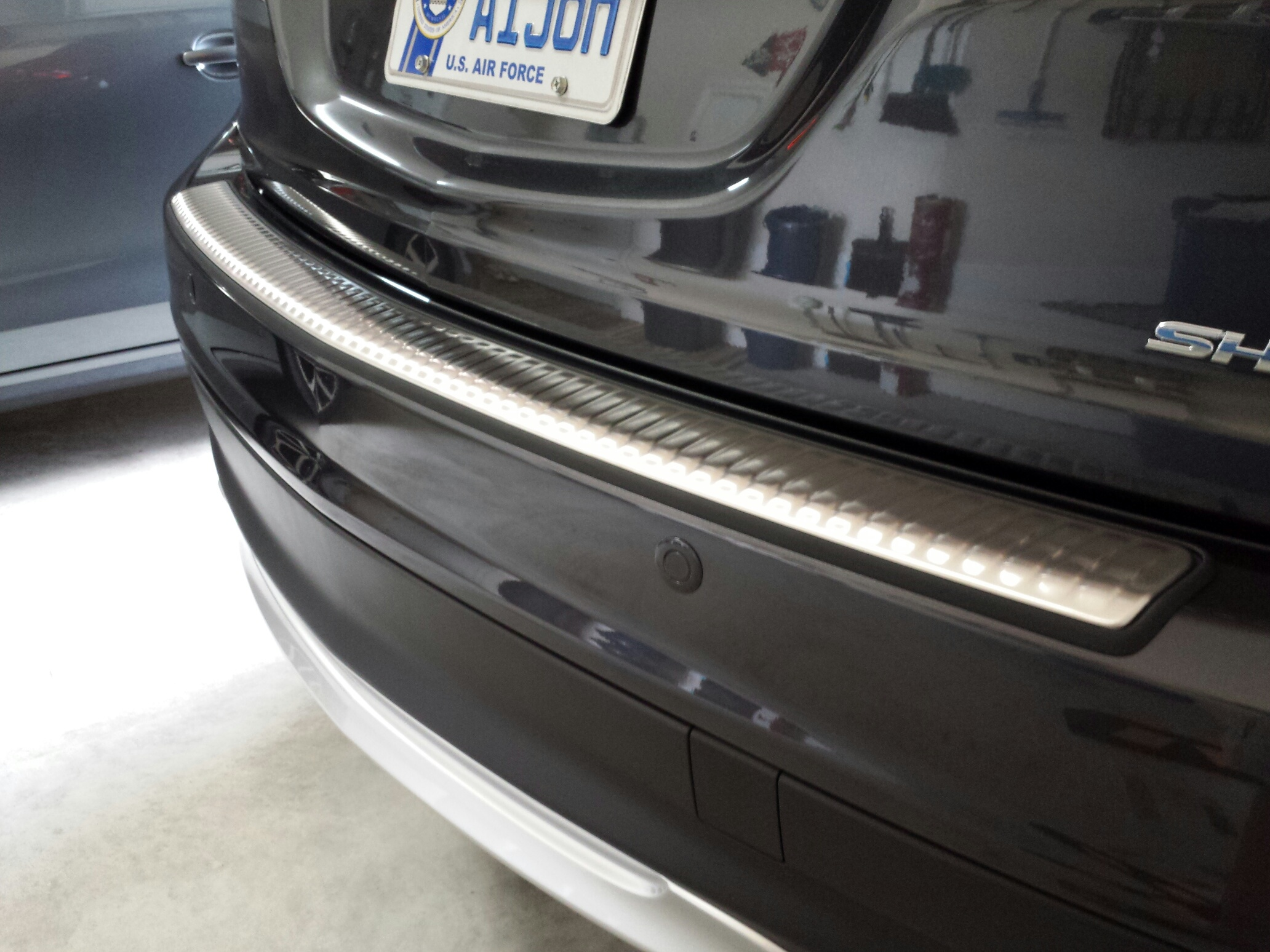 2014 Mdx Bumper Trim Acura Mdx Suv Forums