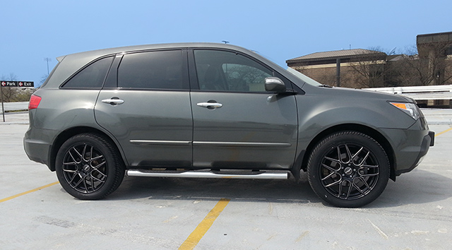 Pics Of 2nd Generation Mdx With Aftermarket Rims Page 37