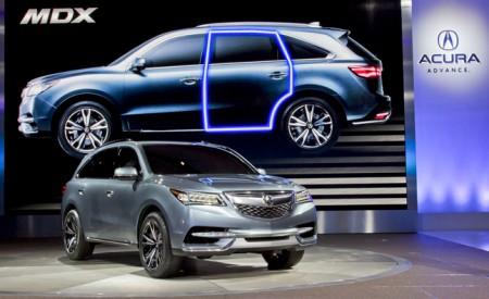 Acura to show 2014 MDX Prototype- Jan 14-2014-acura-mdx-prototype-detroit-450x275.jpeg