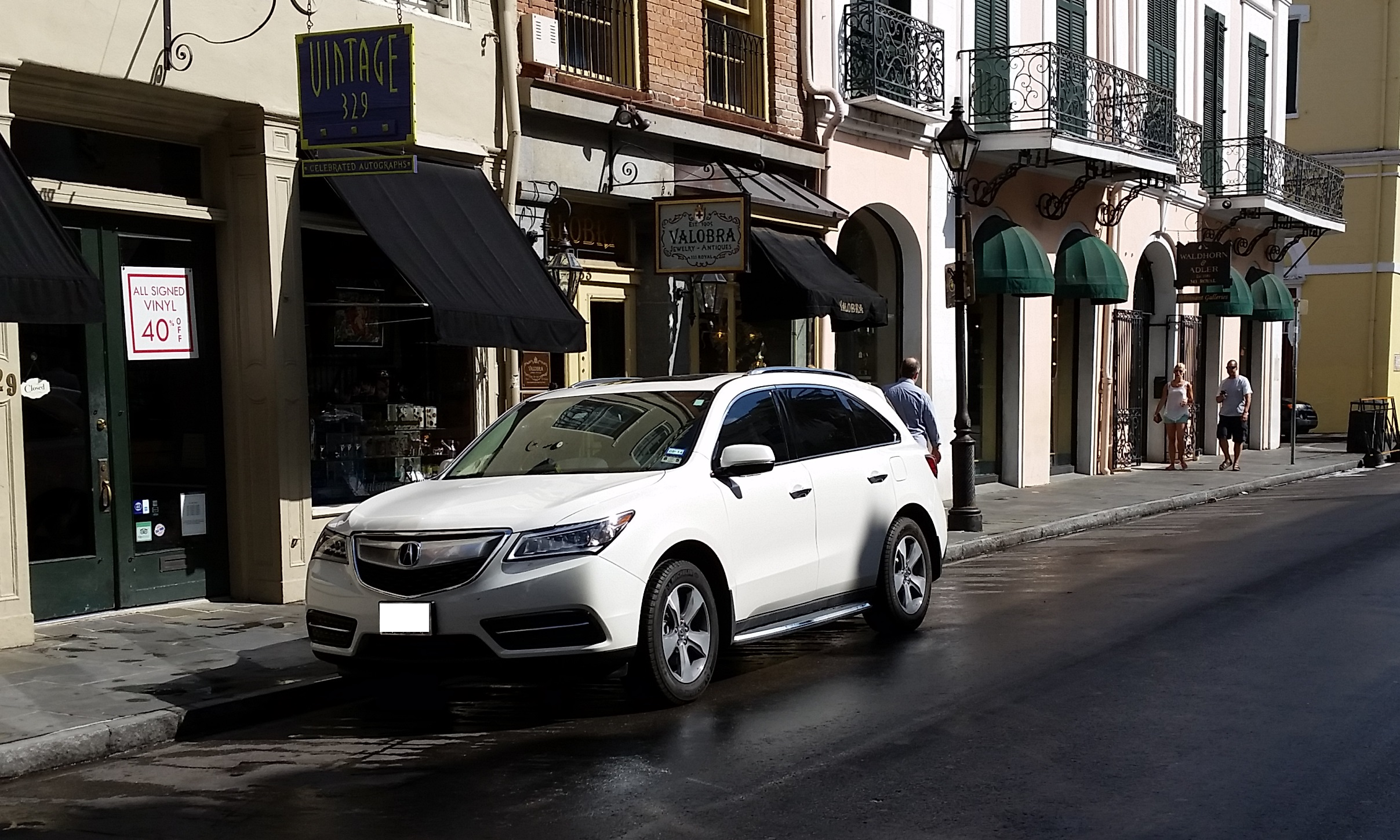 Ready To Uninstall Advance Running Boards Acura MDX Forum - Acura mdxers
