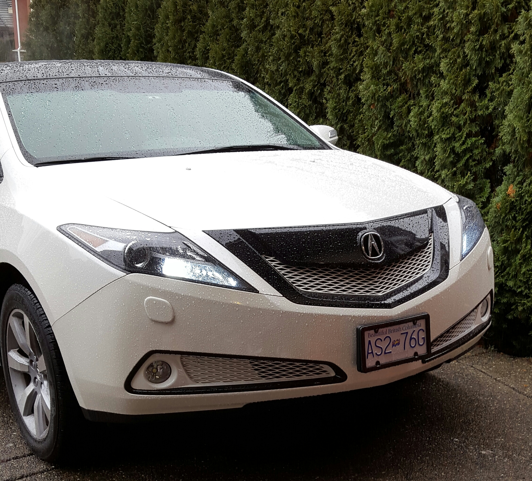 2007-2009 MDX Fog & DRL Bulbs (aftermarket) Replacement