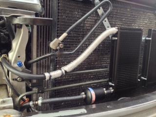 Honda transmission cooler