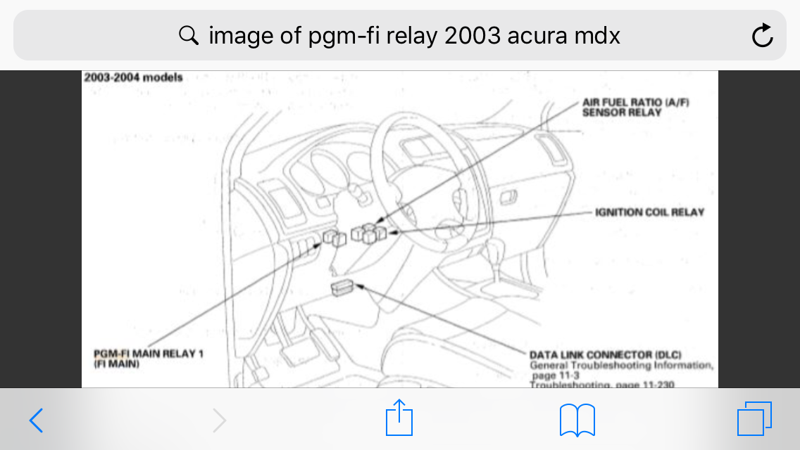 Inconsistent Rapid Click when trying to start | Acura MDX SUV Forums | Acura Mdx Fuse Box Clicking |  | MDXers.org