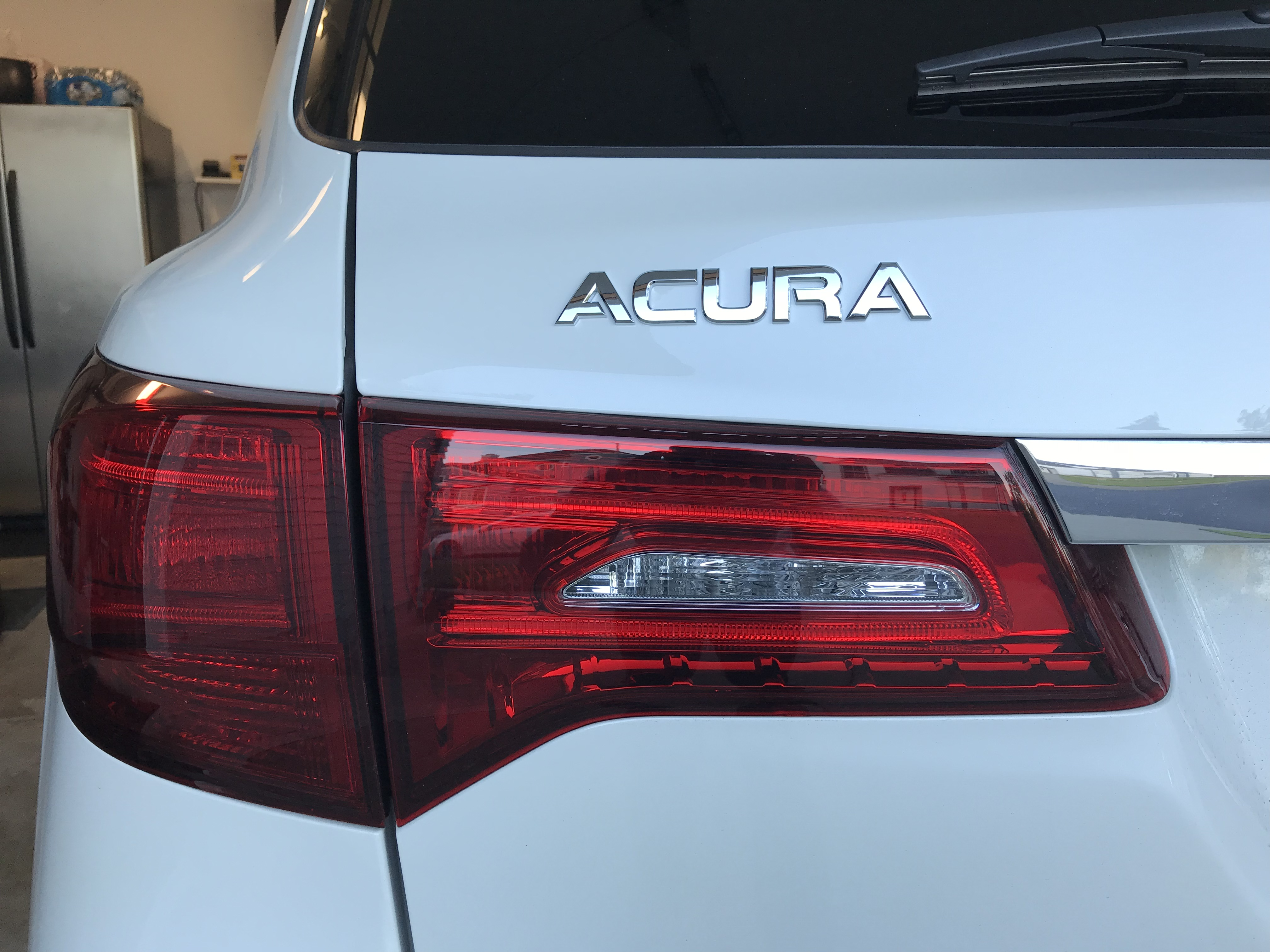 Acura Emblem Acura MDX Forum Acura MDX SUV Forums - Red acura emblem