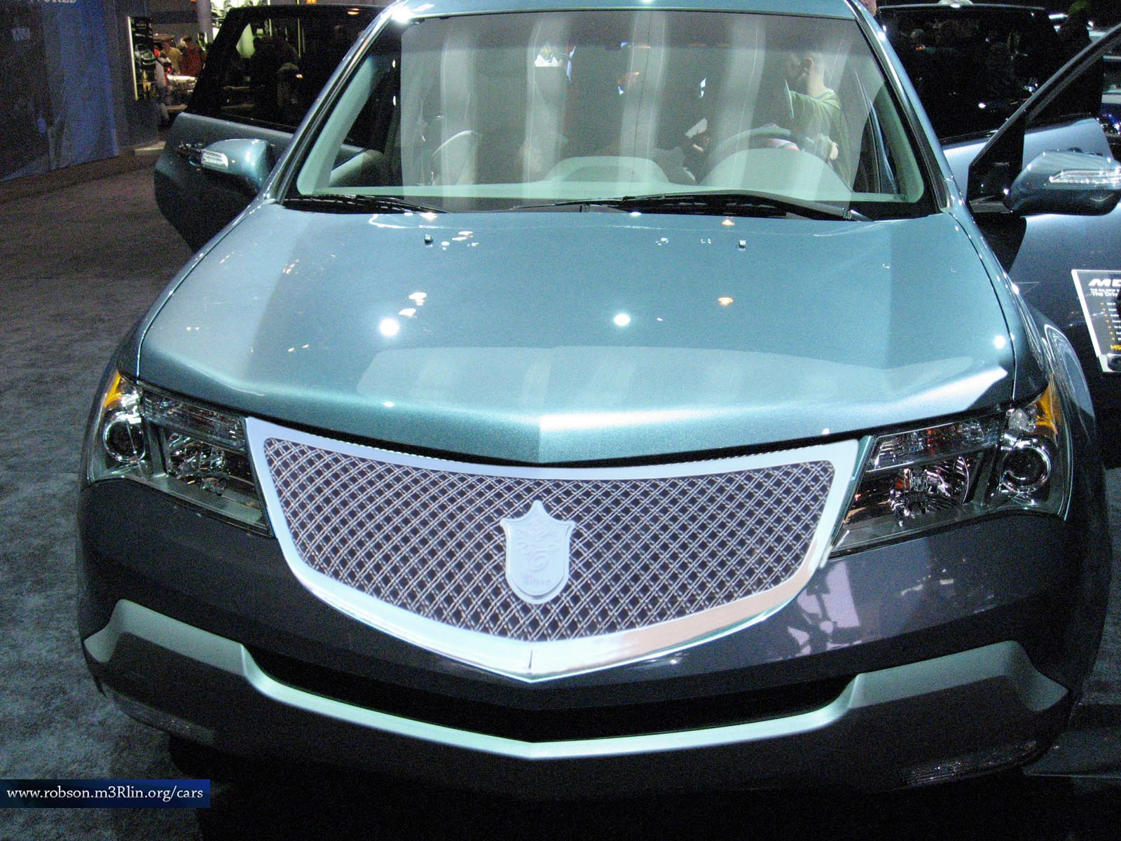 Possible New Aftermarket Grille Option From Tiarra Acura Mdx Suv Forums