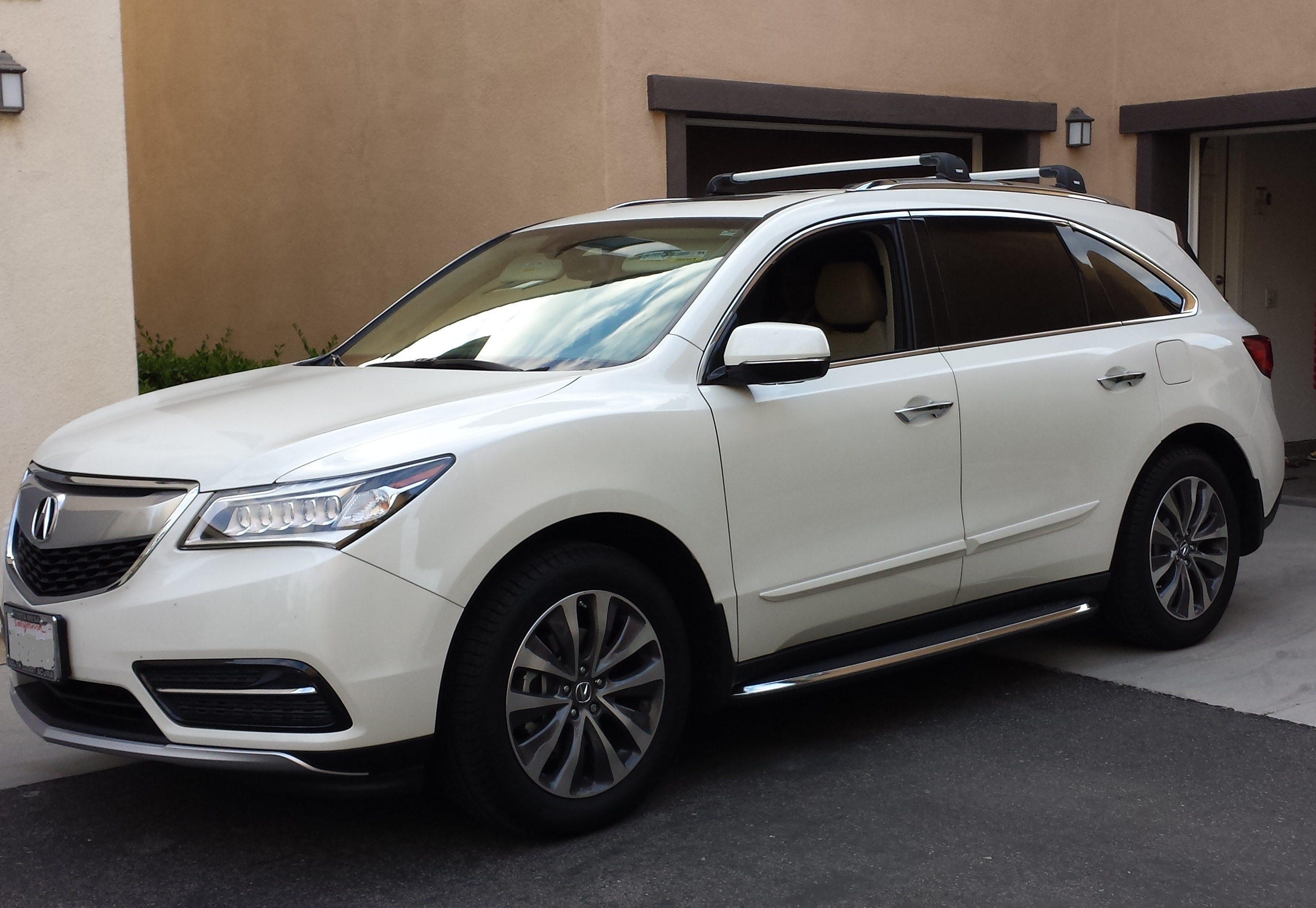 Factory Roof Rack Concerns Page Acura MDX Forum Acura MDX - Acura mdx roof rails