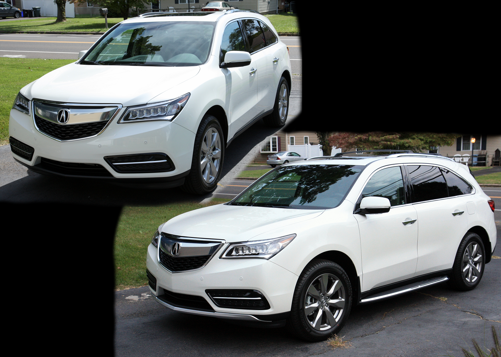 Accessory install before and after pics - Acura MDX Forum : Acura ...