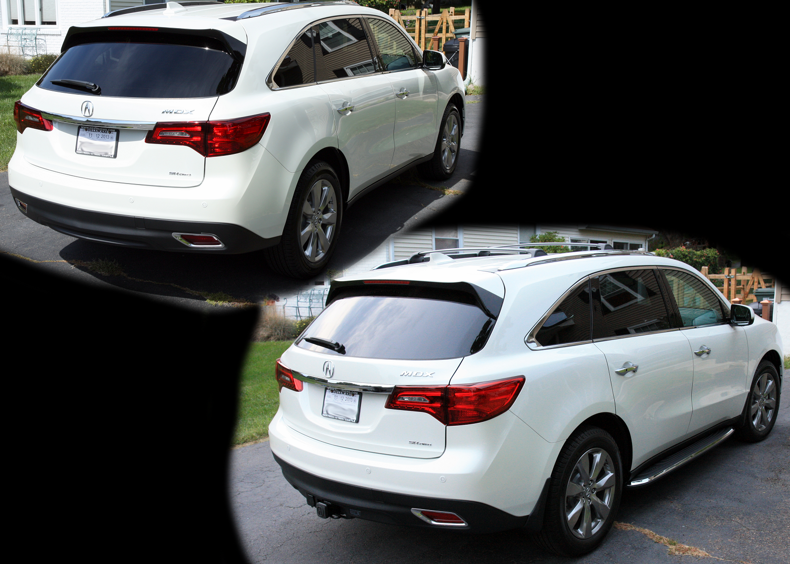 Accessory Install Before And After Pics Acura MDX Forum Acura - Acura mdx accessories