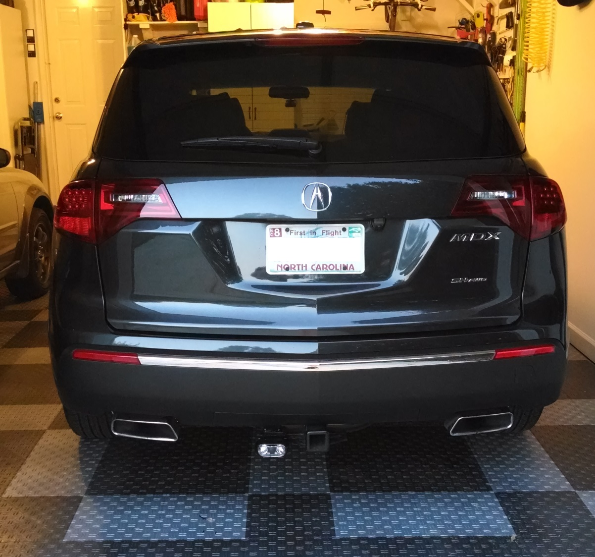 10 MDX: where is reverse light circuit? | Acura MDX SUV Forums Backup Camera Wiring Diagram For Acura Mdx on