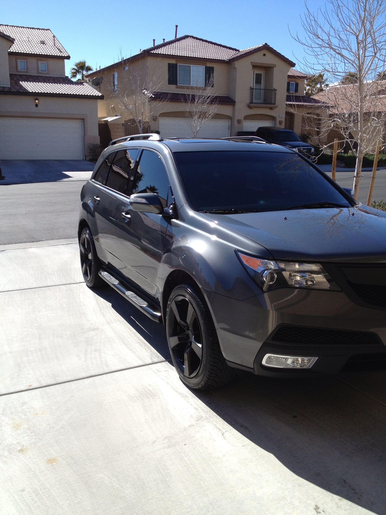 Pics Of 2nd Generation Mdx With Aftermarket Rims Page 18 Acura Mdx Suv Forums