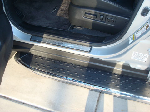 Acura  Accessories on Honda Acura Mdx Accessories