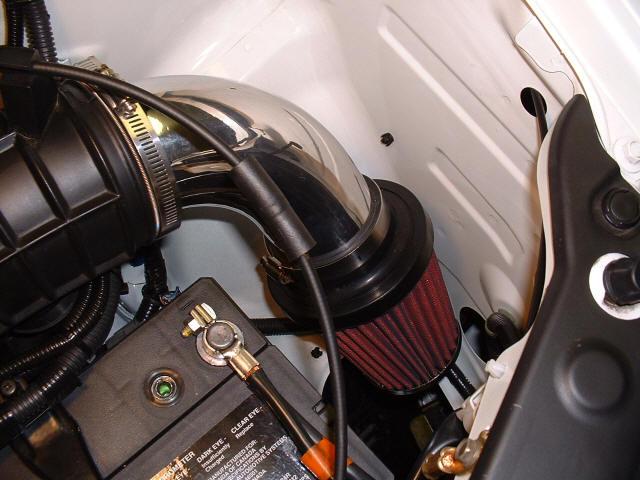 Cold Air Intake Acura MDX Forum Acura MDX SUV Forums - 2005 acura tl cold air intake