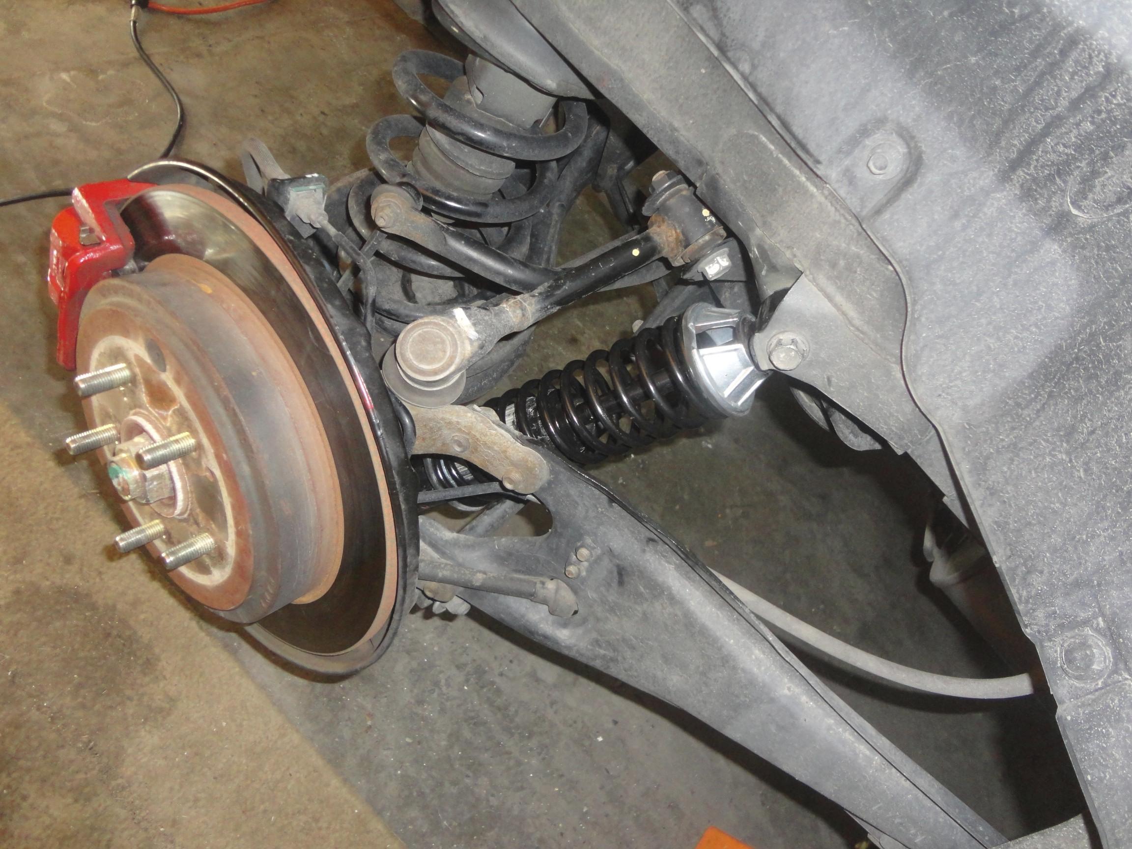 New Load Adjusting Rear Shocks For MDX Page Acura MDX Forum - 2007 acura mdx rear shocks