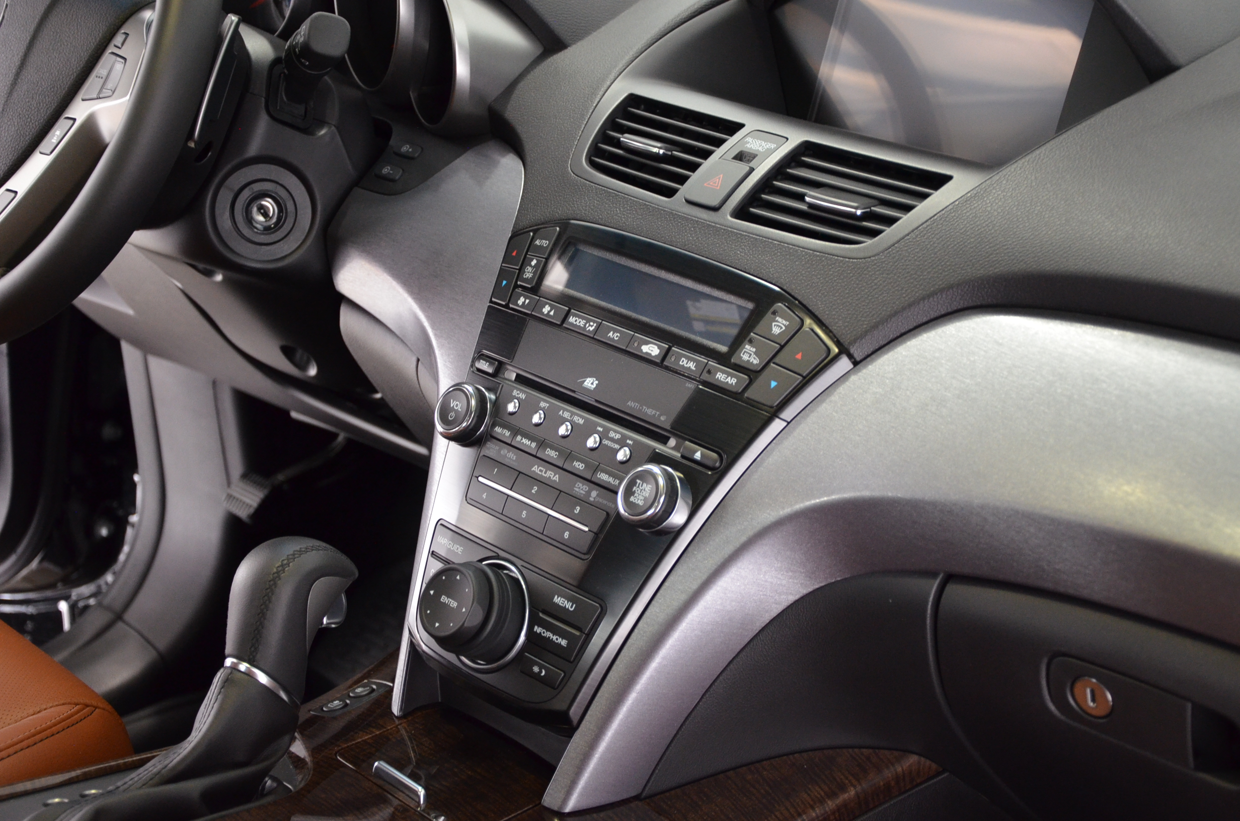 Wrapped Dash With M Brush Steel Acura MDX Forum Acura MDX SUV - Acura mdxers