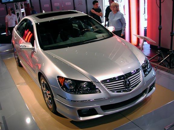 2005 acura rl aspec concept images cars wallpaper hd download