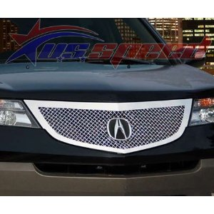 Acura 2007 on Grille Option From Tiarra   Acura Mdx Forum   Acura Mdx Suv Forums