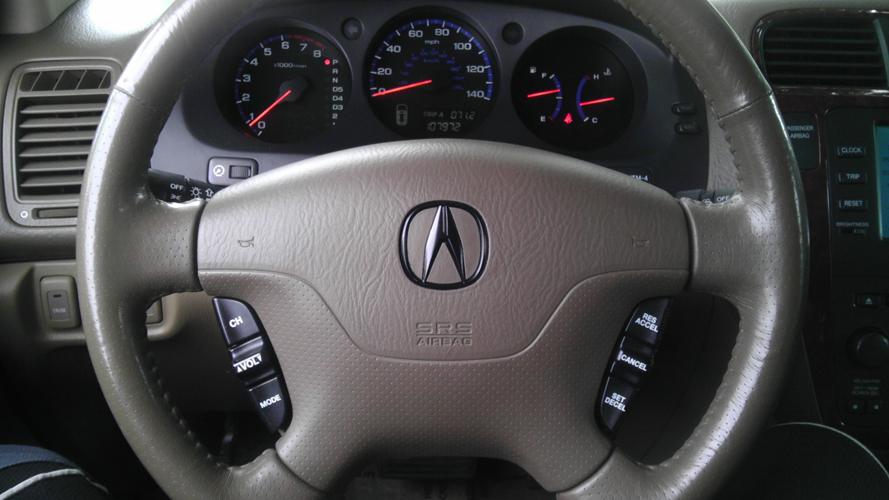 Painted Steering Wheel Emblem Acura MDX Forum Acura MDX - Acura steering wheel