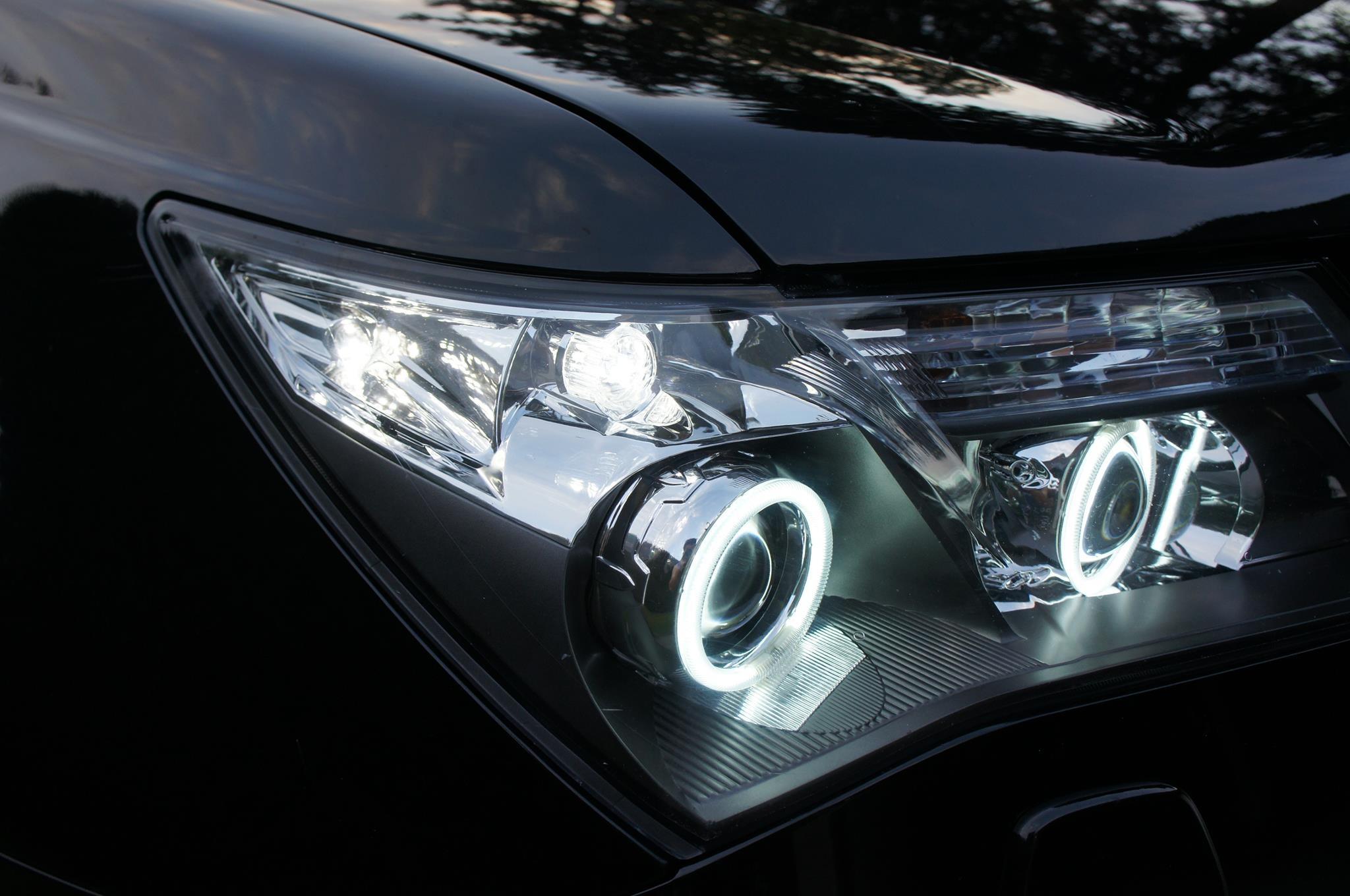D Dual Projector Second Generation X Headlights