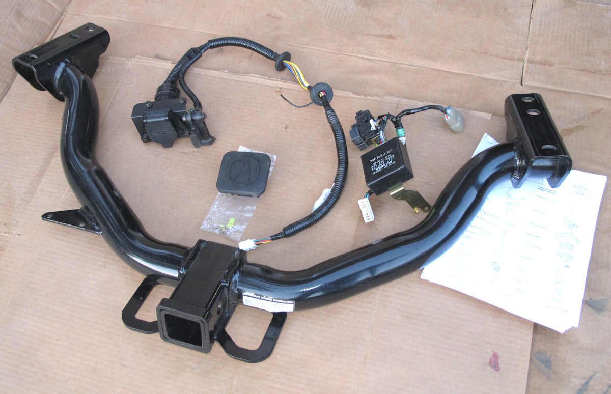 for sale 07 09 acura trailer hitch and harness acura mdx forum rh mdxers org 2001 acura mdx trailer wiring harness 2011 acura mdx trailer wiring harness