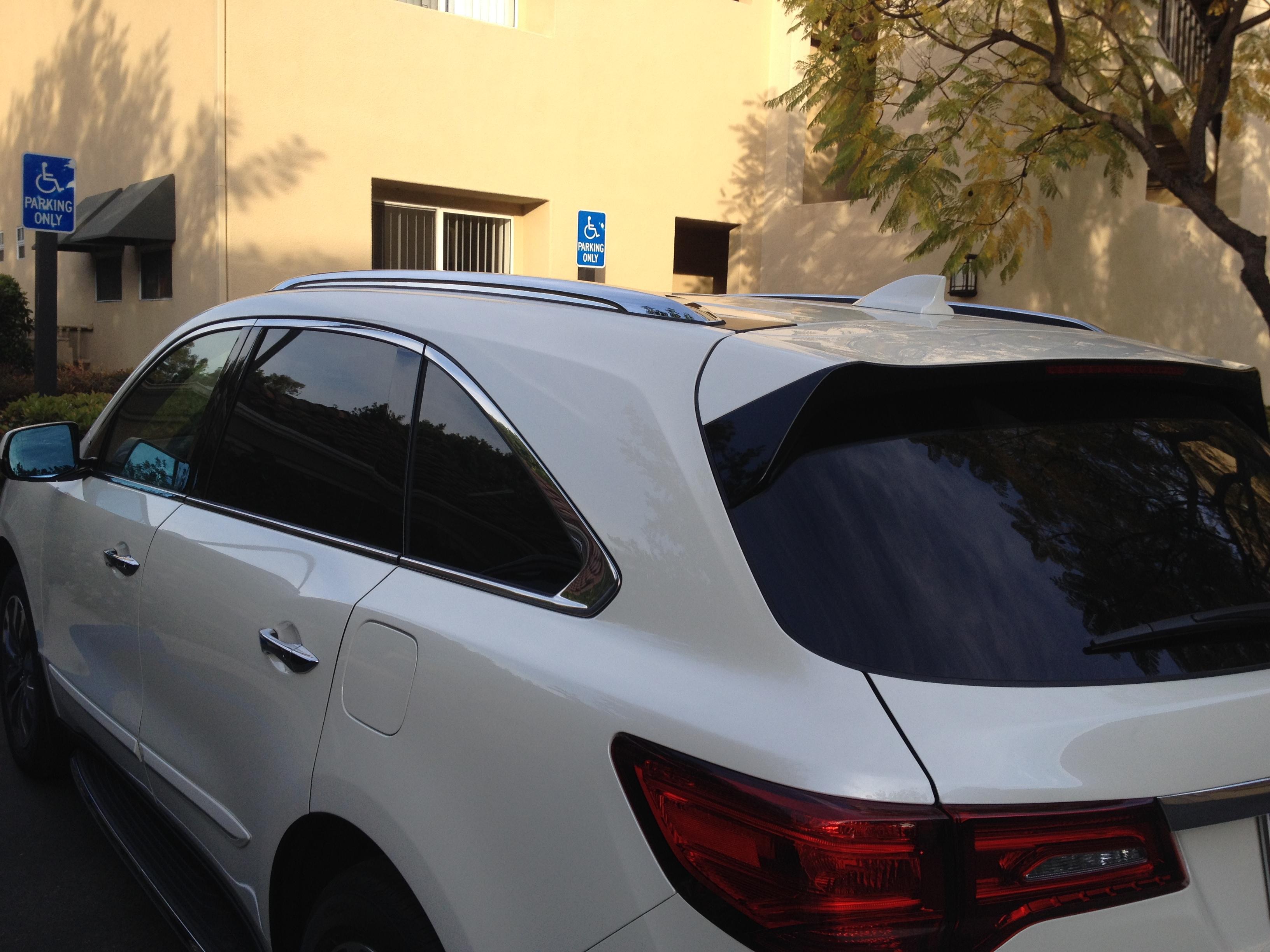 Acura MDX Forum Acura MDX SUV Forums MDX Roof Rack Self - 2018 acura mdx roof rails