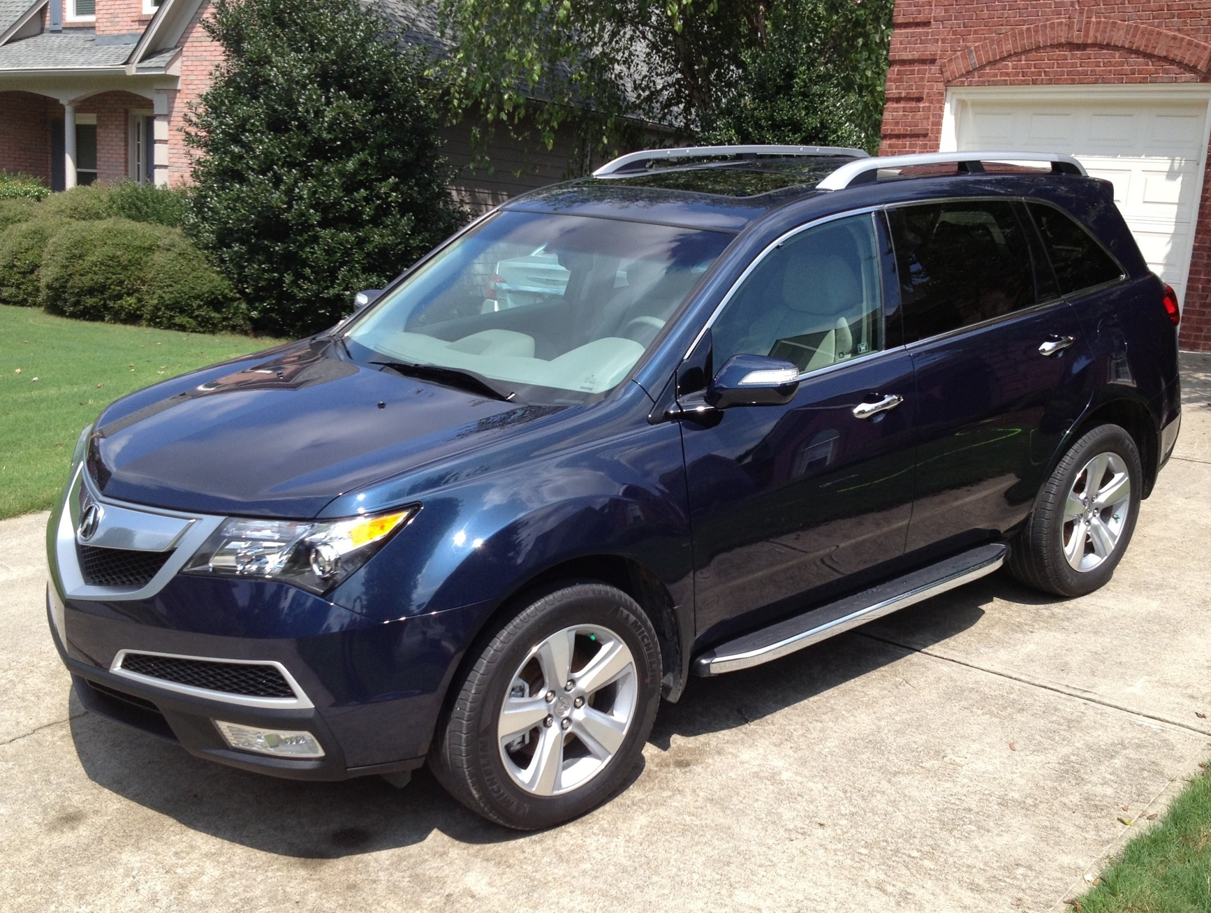 luxury advance spin unexpected mdx suv acura motor quick dsc an