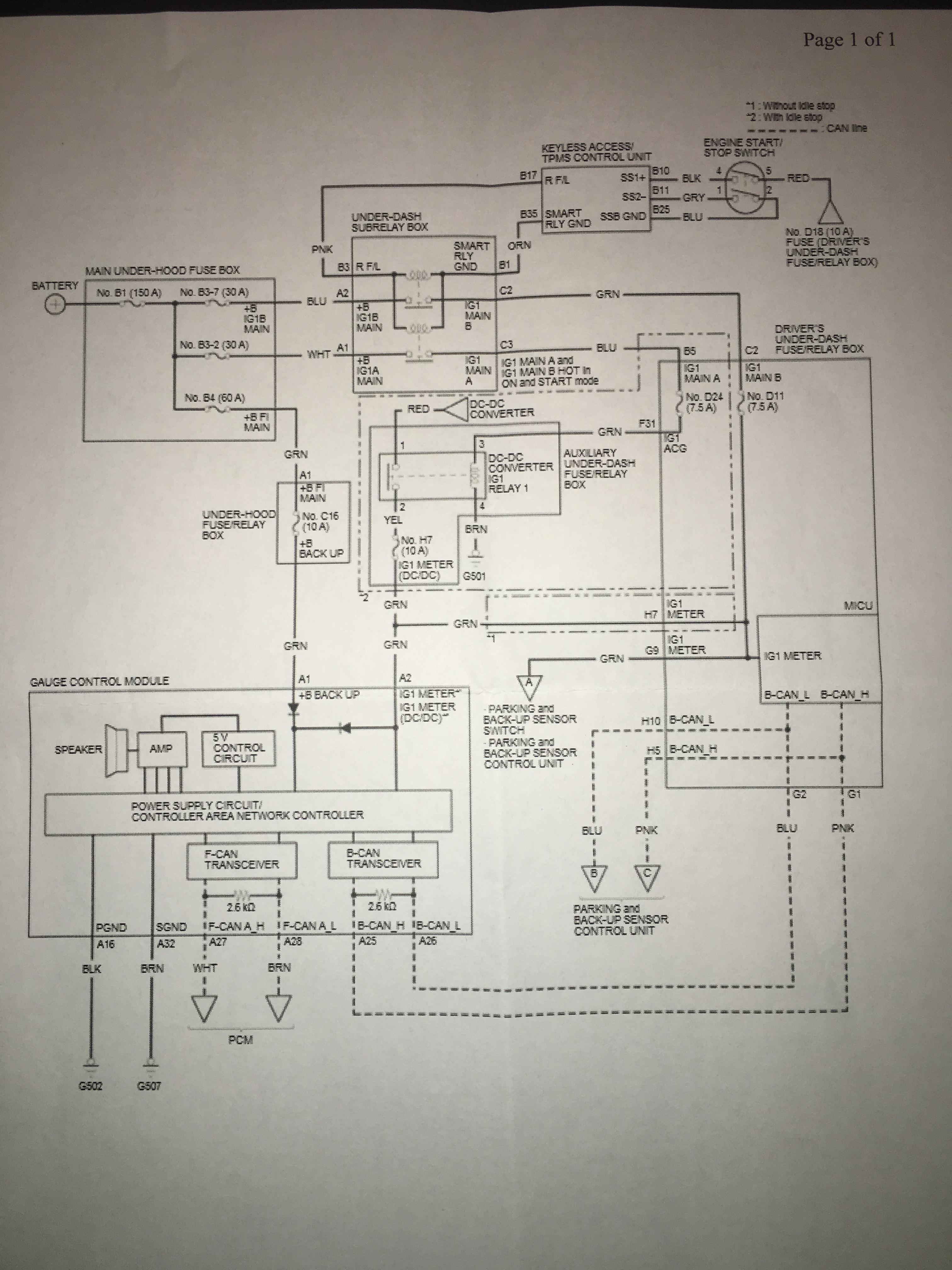 Atemberaubend Schaltplan 2007 Acura Mdx Zeitgenössisch - Schaltplan ...