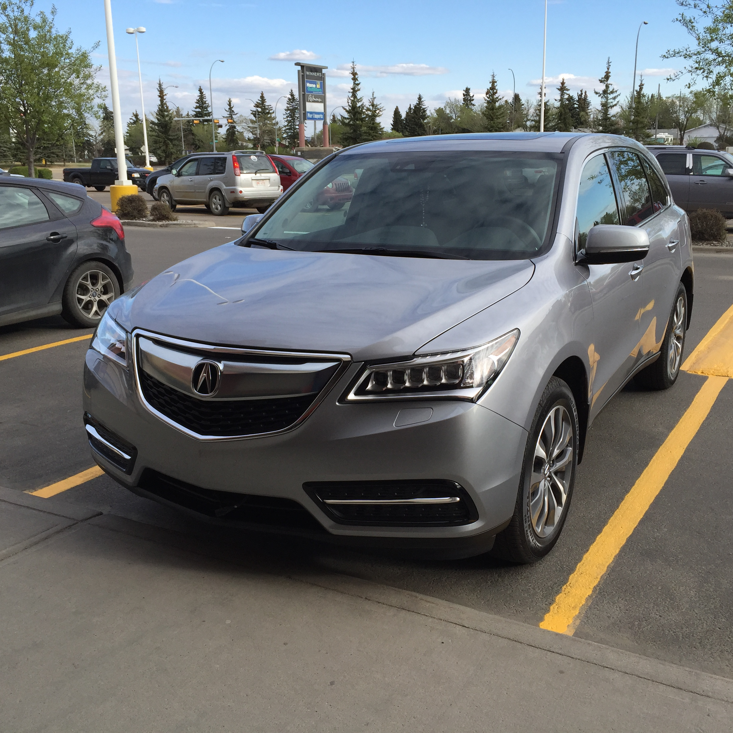 Please Post Pictures Of Your New MDX