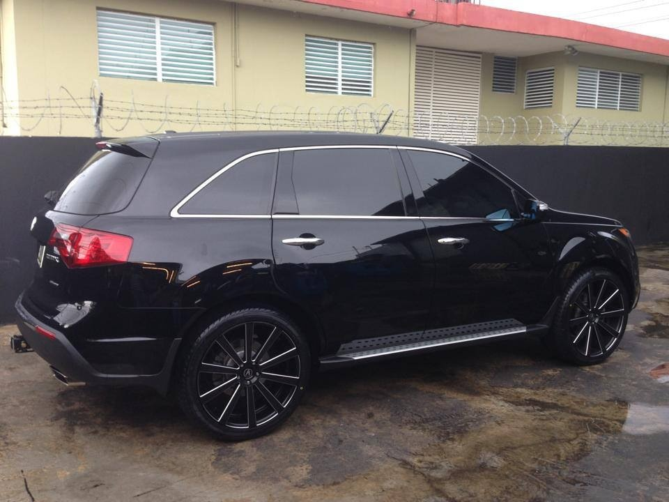 Pics Of Nd Generation MDX With Aftermarket Rims Page Acura - Acura mdx wheels
