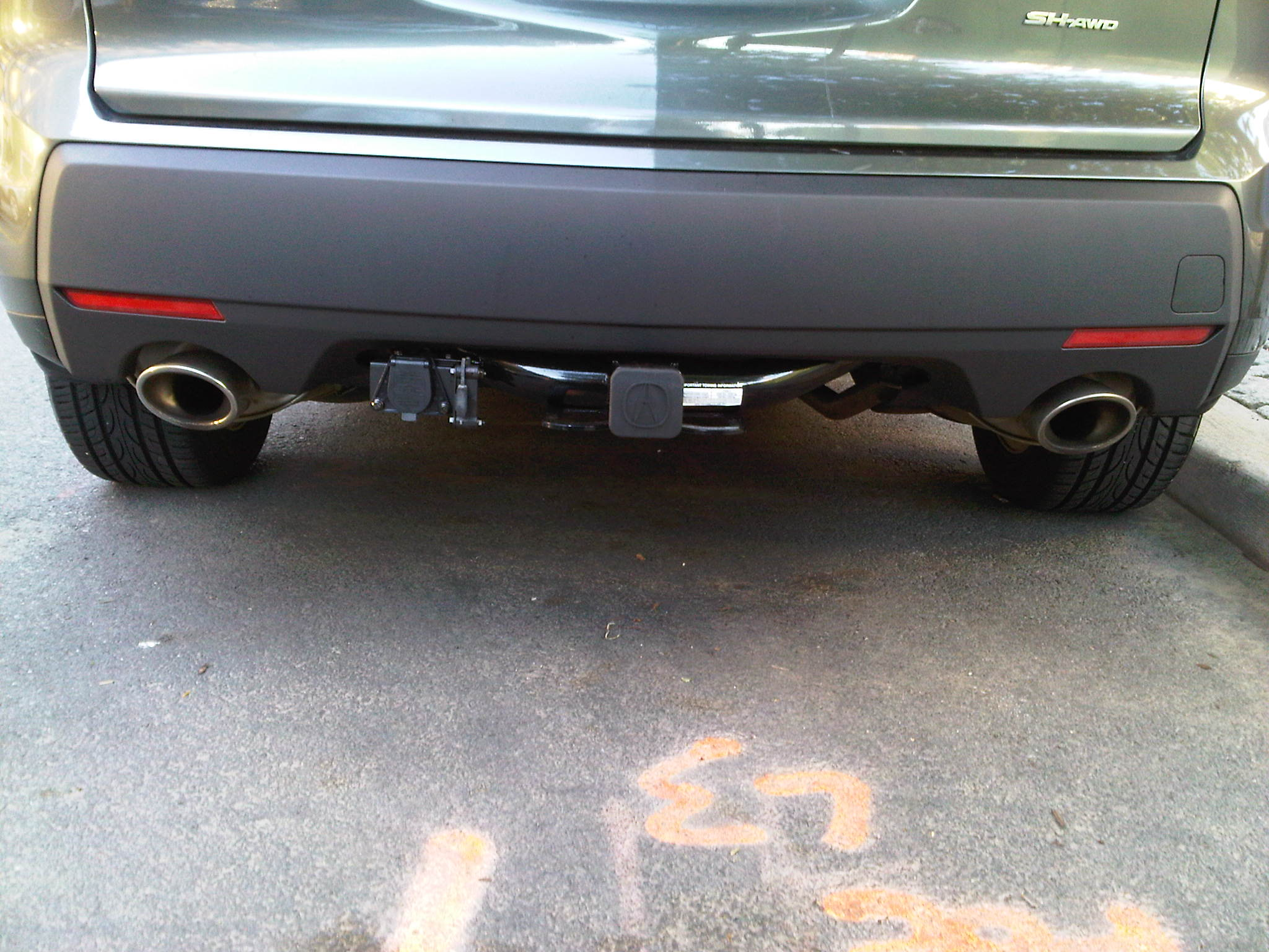 Acura Mdx Trailer Hitch Wwwtopsimagescom - Tow hitch for acura mdx