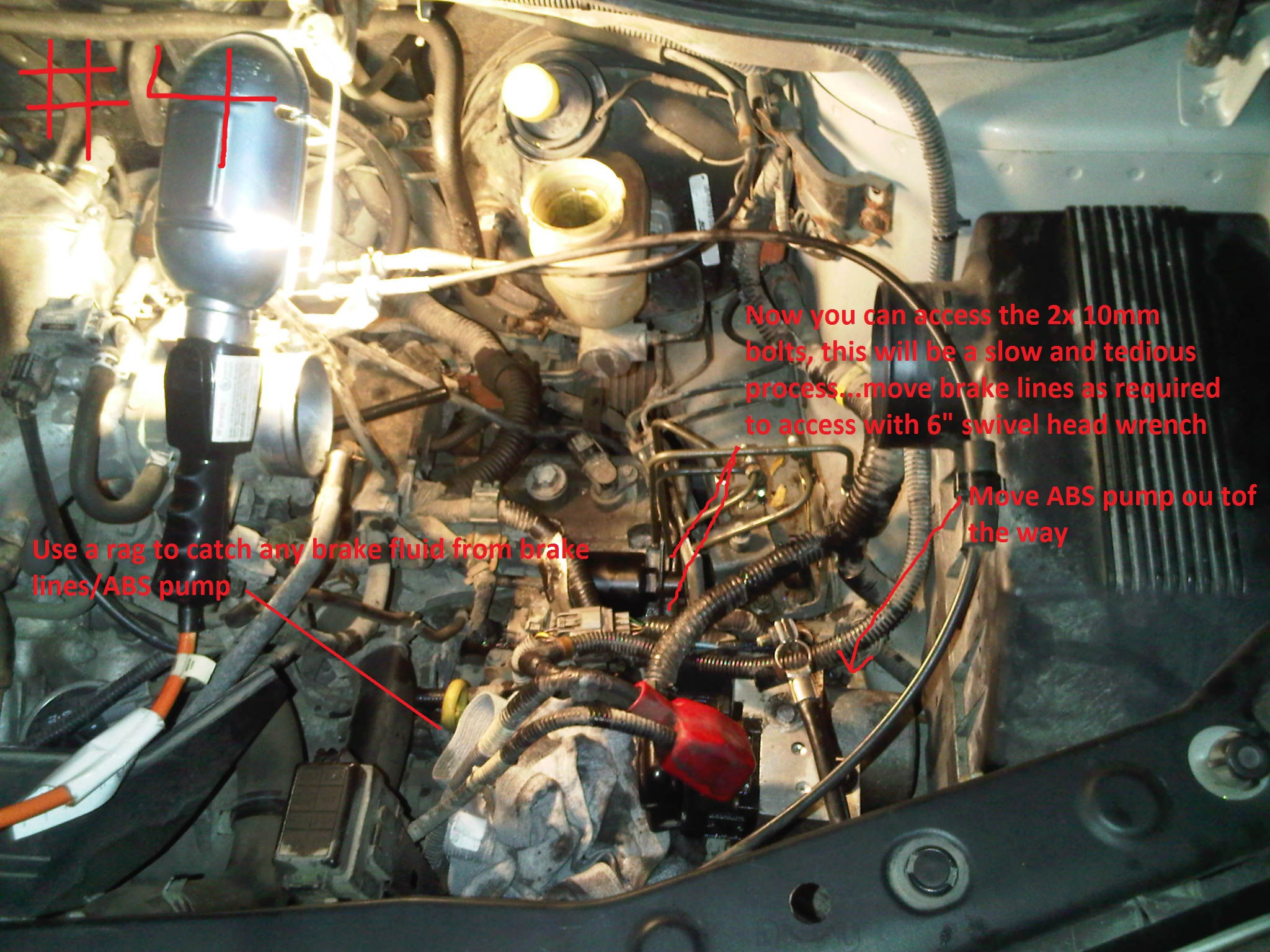 2004 acura tl fuel filter location
