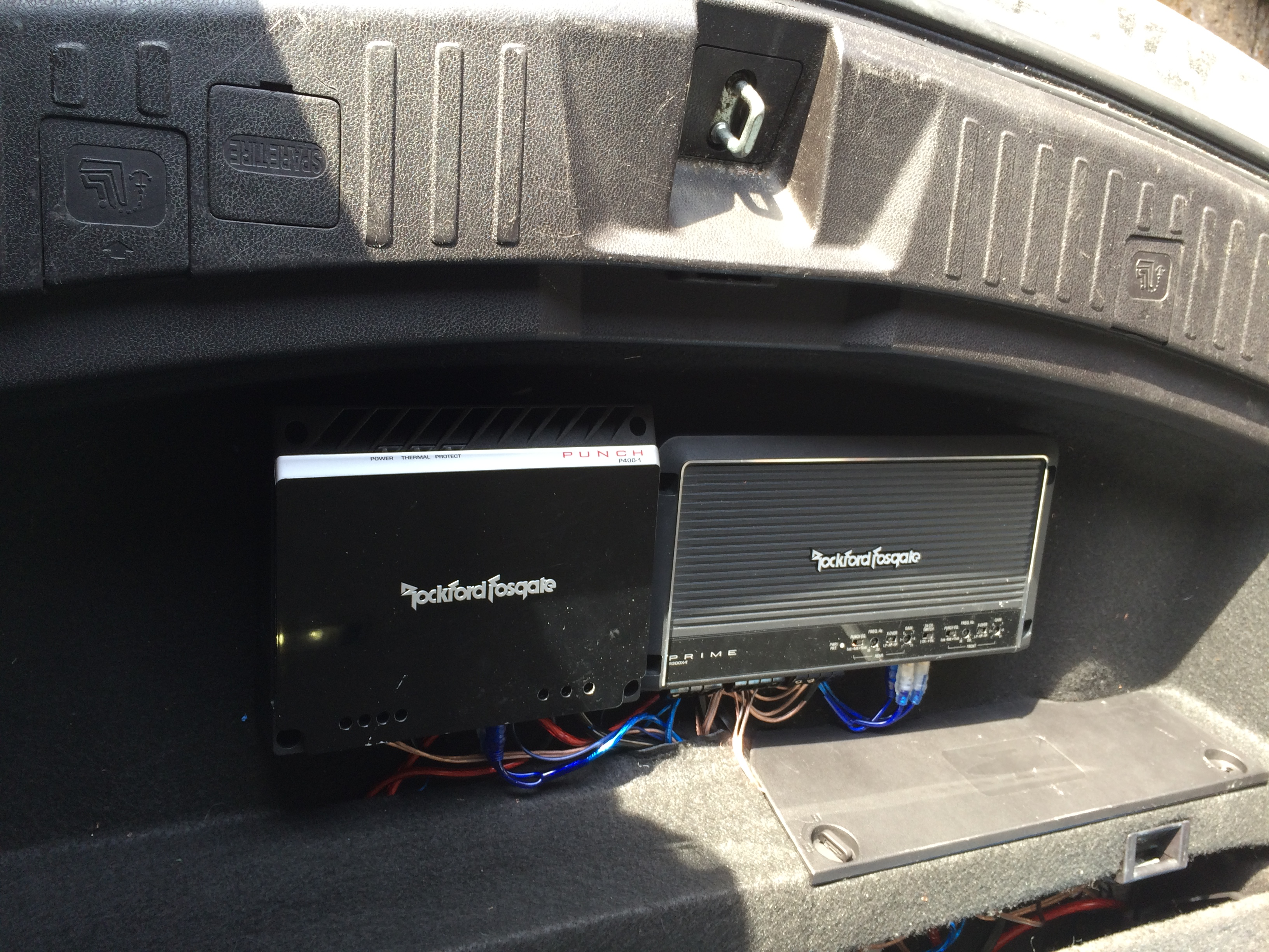 Installing an Audio Control line out converter for aftermarket amp(s)/ speakers-