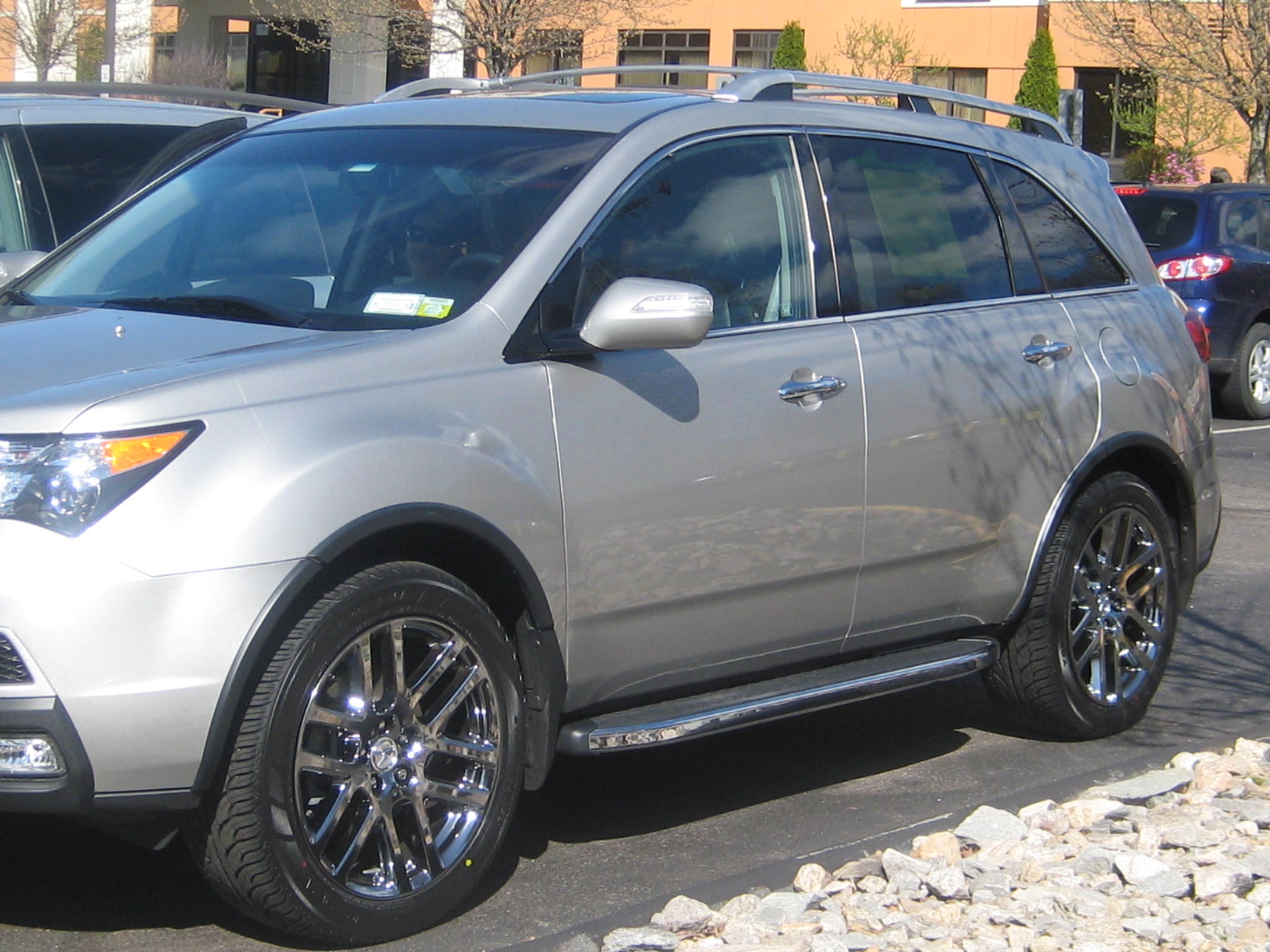 Pics Of Nd Generation MDX With Aftermarket Rims Page Acura - Acura mdx 20 inch wheels